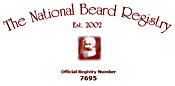 National Beard Registry - Santa Randy Noe